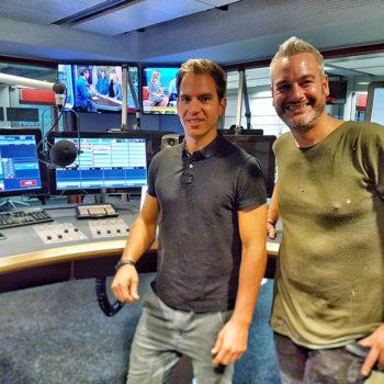 Am 18.10. war ich gegen 8 Uhr morgens Studiogast im ORF Radio Burgenland zum Thema Bewegung zu Kindern motivieren.