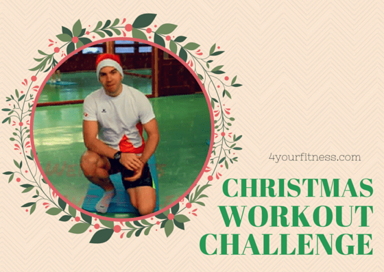 Christmas Workout Challenge