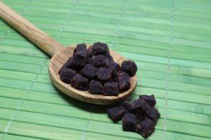 Die Acai-Beere enthält viele Antioxidantien.