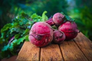 Rote Rüben - auch bekannt als Rote Beete oder Ronen - sind ein oft unterschätztes Superfood.
