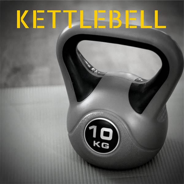 Kommen oft auch bei Crossfit zum Einsatz - Kettlebells mit weit mehr als 10 Kilogramm Gewicht