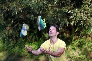 Auch deine Laufschuhe haben sich in der Tapering Phase deiner Halbmarathon Vorbereitung mal eine Pause verdient. ;-)