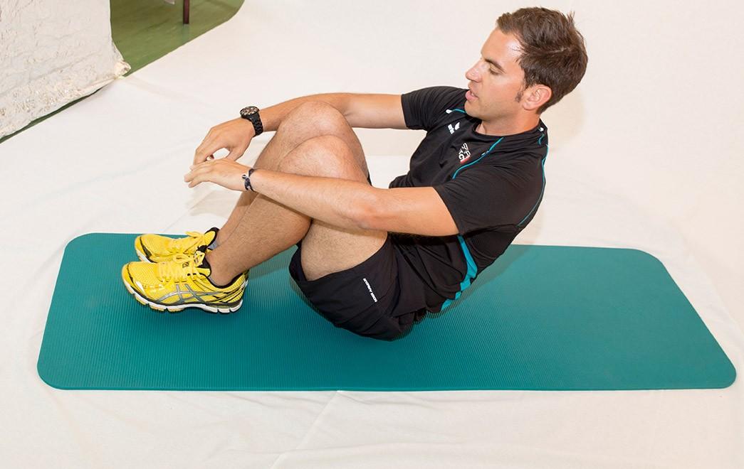 Bauch Beine Po Training