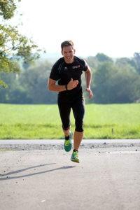 Ideal fürs Tapering in der Halbmarathon Vorbereitung sind Steigerungsläufe.