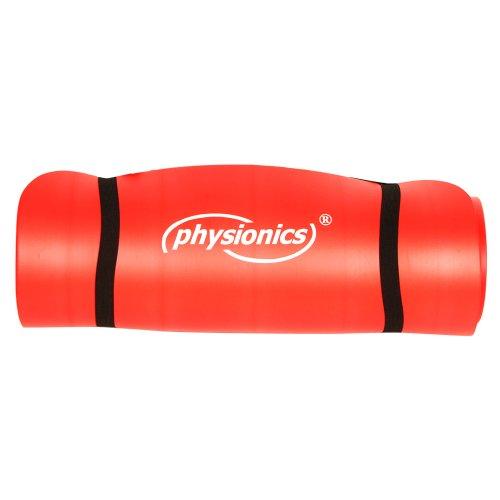 Yogamatte - 180 x 60 cm x 1,5 cm in verschiedenen Farben mit Tragegurt - Gymnastikmatte, Fitnessmatte, Bodenmatte, Pilates