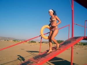 Fitness Zitate - Lass dir einen Rettungsring zuwerfen!