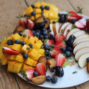 Hör auf dich zu verurteilen, wenn du mal wieder zum Naschzeug anstatt zum Obst greifst.