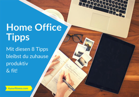 Home Office Tipps, Titelbild, Blogartikel