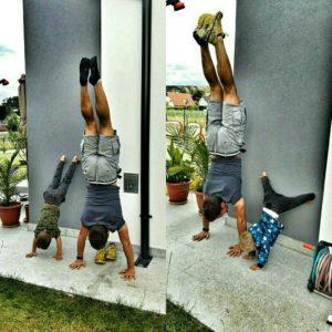 Training bis zum Muskelversagen beim Handstandliegestütz? Keine gute Idee!