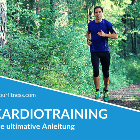 Kardiotraining: Die ultimative Anleitung mit Trainingsempfehlungen