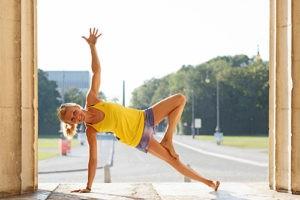 Andrea, Yoga