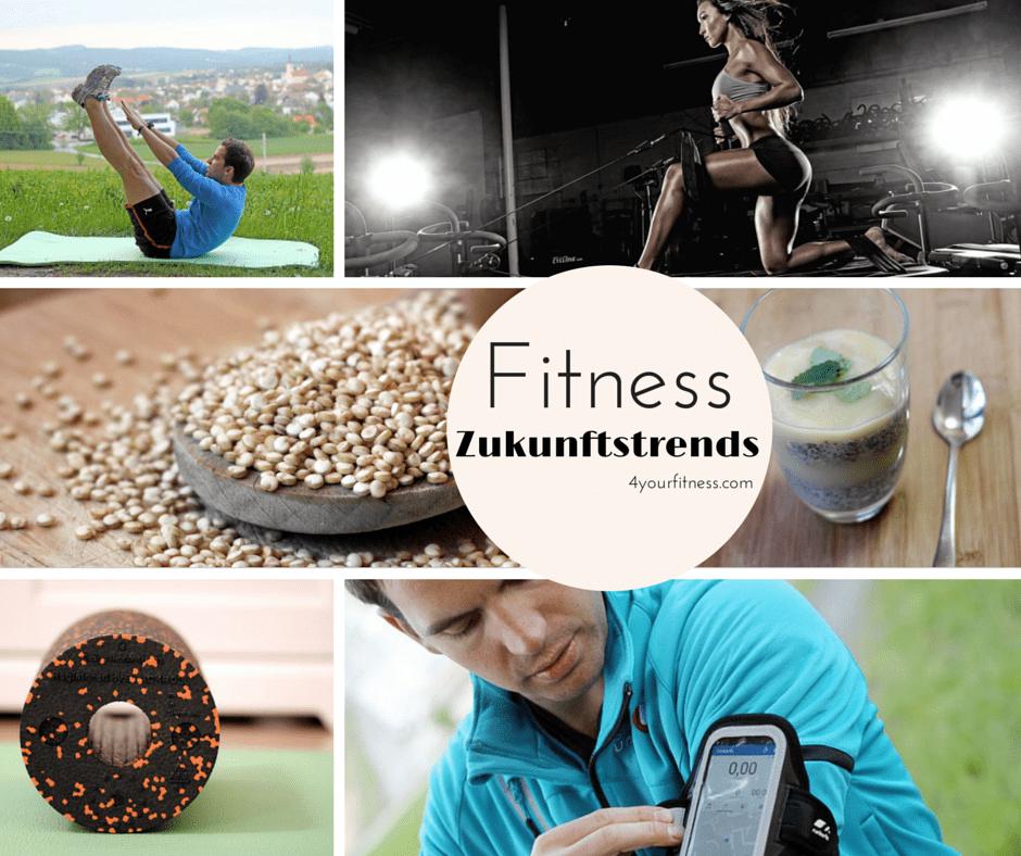Zukunftstrends in der Fitnessbranche