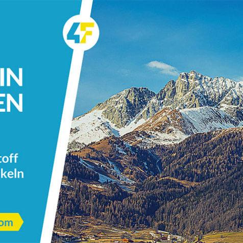 Bio Protein aus den Alpen: Bester Kraftstoff für deine Muskeln! [Anzeige]