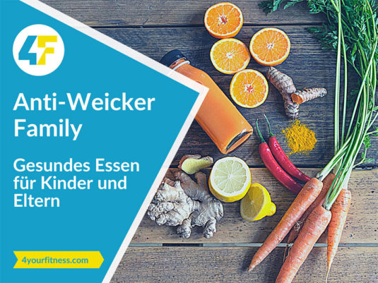 Antiweicker Family: Titelbild