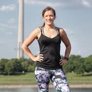 Bernadette, Portrait, Sportblog