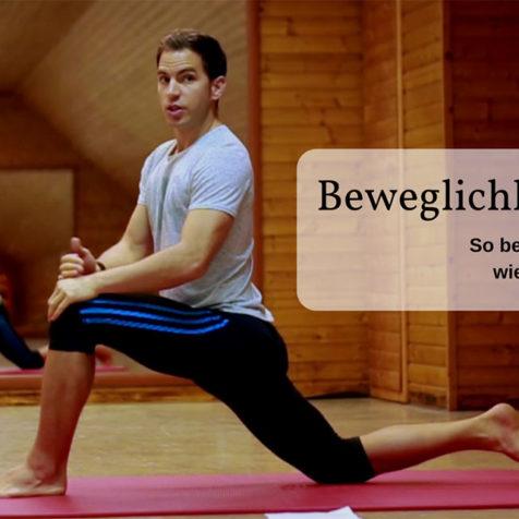 Beweglichkeitstest: So bestimmst du selbst, wie beweglich du bist