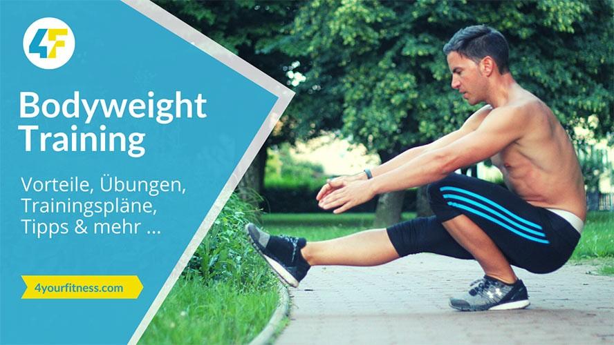 Titelbild, Artikel, Bodyweight Training