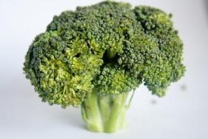 Der Brokkoli - ein kraftvolles Kohlgewächs.