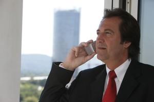 Stand-Up Telefonieren - der neue Trend ;-)