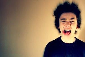 Stress kann Heißhunger Attacken begünstigen. Daher gilt: Cool bleiben! :-)