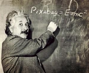 Keine Angst. Die Mathematik, die du in diesem Artikel brauchst, ist einfacher als die der Relativitätstheorie. ;-)