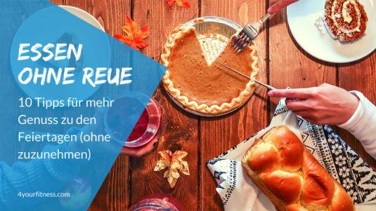 Titelbild, Essen ohne Reue, Blogbeitrag