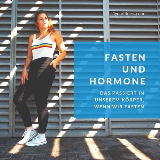 Fasten Hormone Titelbild