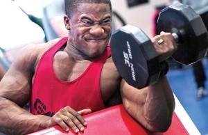 Nutze die Vorteile von höheren Intensitäten beim Training.
