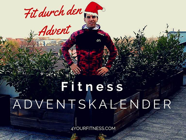 Fitness Adventskalender