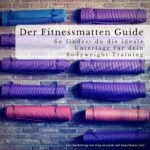 Der Fitnessmatten Guide: So findest du die ideale Unterlage für dein Bodyweight Training