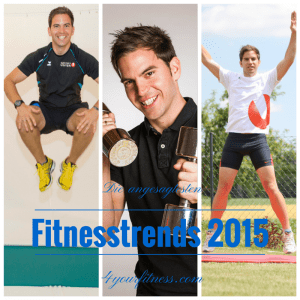 Fitnesstrends 2015 - Was ist dieses Jahr hot or not?