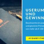 4yourfitness Userumfrage Ergebnisse