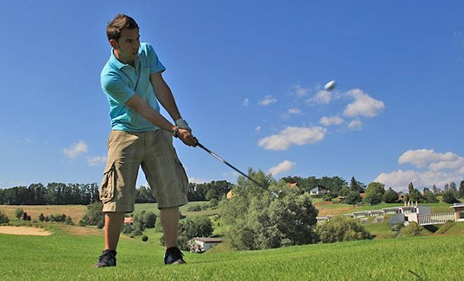 Golf (Bildrechte: Patrick Bauer)