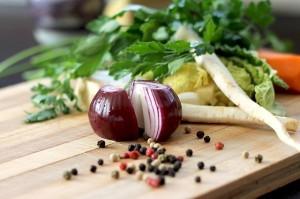 Zwiebel- und Lauchgewächse als Helfer für unsere Darmgesundheit.