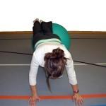 Gymnastikball Übungen - Ganzkörper Stabilisation