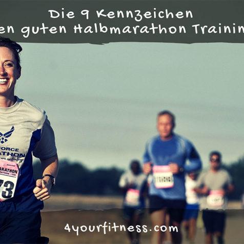 Die 9 Kennzeichen für einen guten Halbmarathon Trainingsplan (plus Trainingsplan Download)