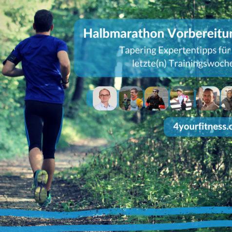 Halbmarathon Vorbereitung: Tapering Expertentipps für die letzte(n) Trainingswoche(n)