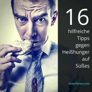 16 hilfreiche Tipps gegen Heißhunger auf Süßes