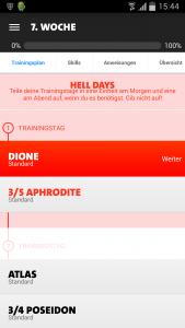 Helldays - eine besondere Erfahrung