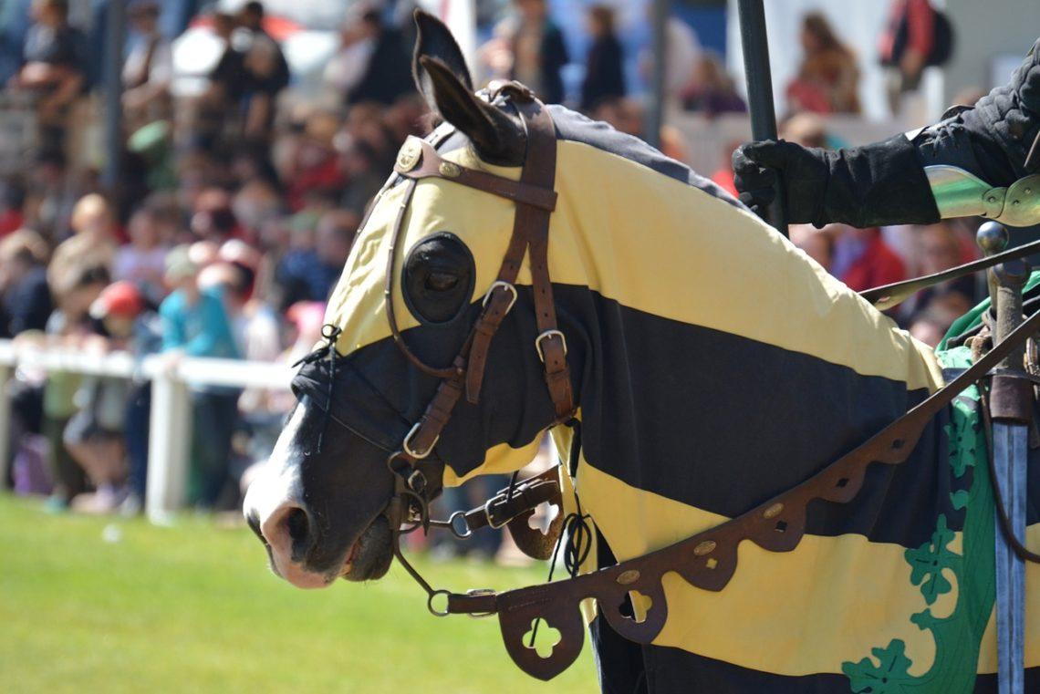 Pferd, Mittelalter
