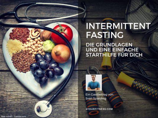 Intermittent Fasting Titel