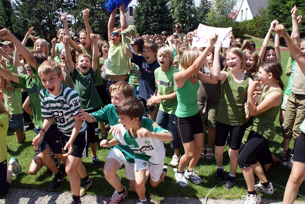 Kinder zu Bewegung motivieren