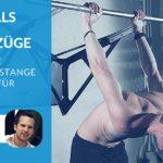 Mehr als nur Klimmzüge: 10 weitere Klimmzugstange Übungen für dich