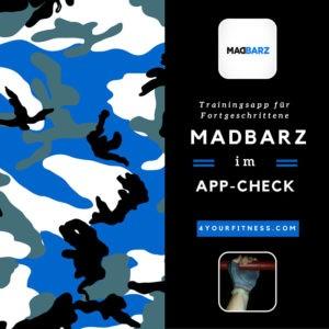 Madbarz im App-Check: Trainingsapp für Fortgeschrittene