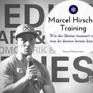 Wie Marcel Hirscher trainiert und was du daraus lernen kannst