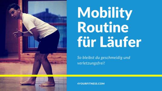 Mobility Routine Titelbild