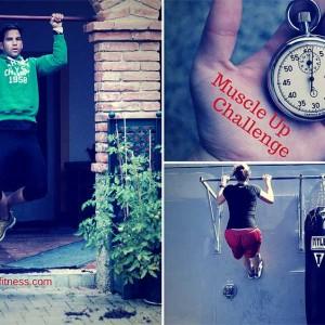 Muscle Up Challenge: So meisterst du den Muscle Up in 40 Tagen