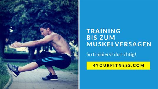 Muskelversagen Titelbild