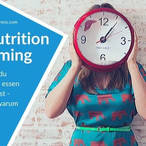 Nutrition Timing: Was du wann essen solltest - und warum