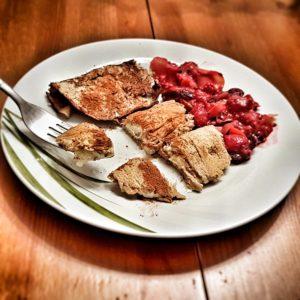 Etwas aufwändiger in der Zubereitung, dafür umso leckerer im Geschmack. Die Anti-Weicker Pancakes.